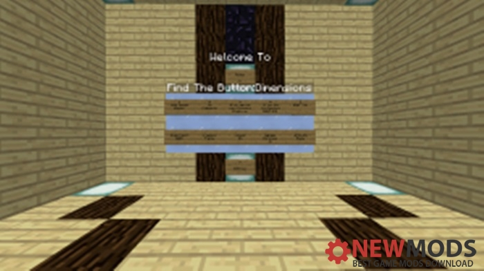 Photo of Minecraft – Find The Button Dimensions Finding Map