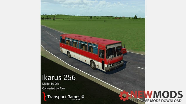 Photo of Transport Fever – Ikarus 256 Bus Mod