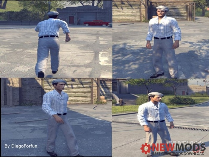 Photo of Mafia 2 – Italian Outfits