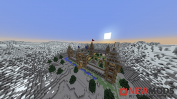 Photo of Minecraft – Path To The Castle Adventure Map