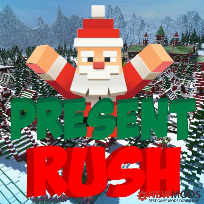 Photo of Minecraft – Present Rush Game Map