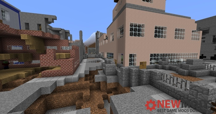 Photo of Minecraft – Shriveling World Survival Map