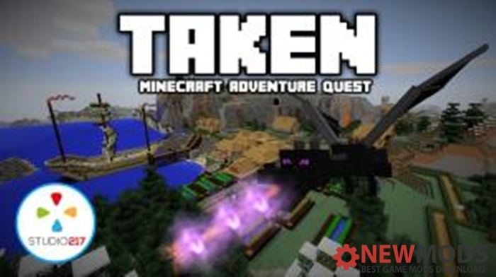 Photo of Minecraft – Taken Adventure Map