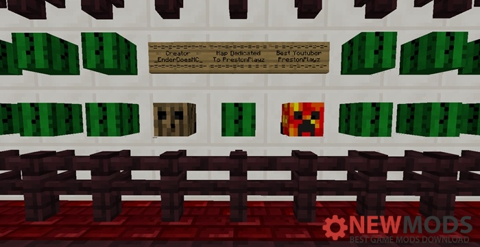 Photo of Minecraft – The Trials of Fire Parkour Map