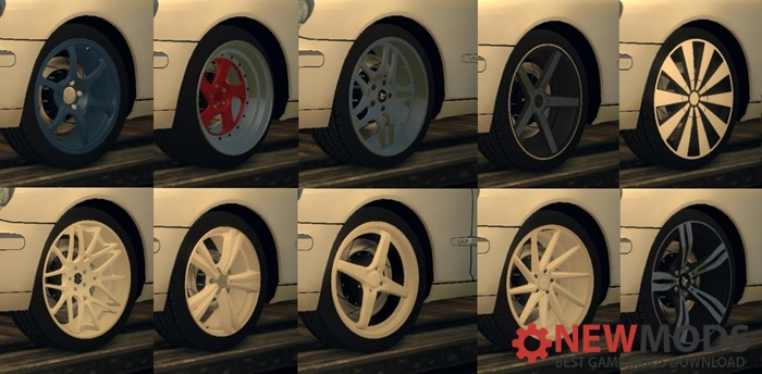 Photo of Mafia 2 – Wheels Pack v.2.1