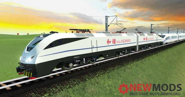 Photo of Transport Fever – HXD1G Chinese Electric Locomotive
