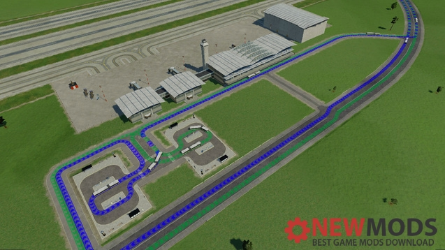 Photo of Transport Fever – Airport Road Connections