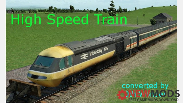 Photo of Transport Fever – British Rail Class 43 HST