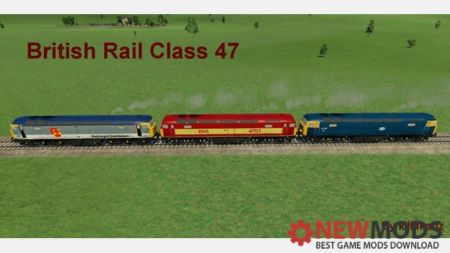 Photo of Transport Fever – British Rail Class 47