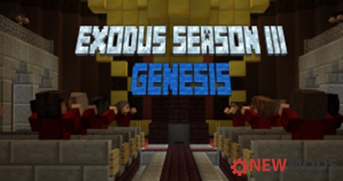 Photo of Minecraft – Exodus Season 3: Genesis Adventure Map