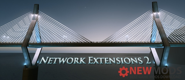 Photo of Cities Skylines – Network Extensions 2