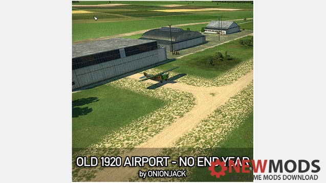 Photo of Transport Fever – Old airport – No end year