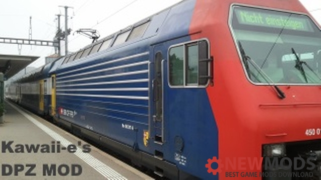 Photo of Transport Fever – Re450 Mod: Yellow doors, more capacity and cargo