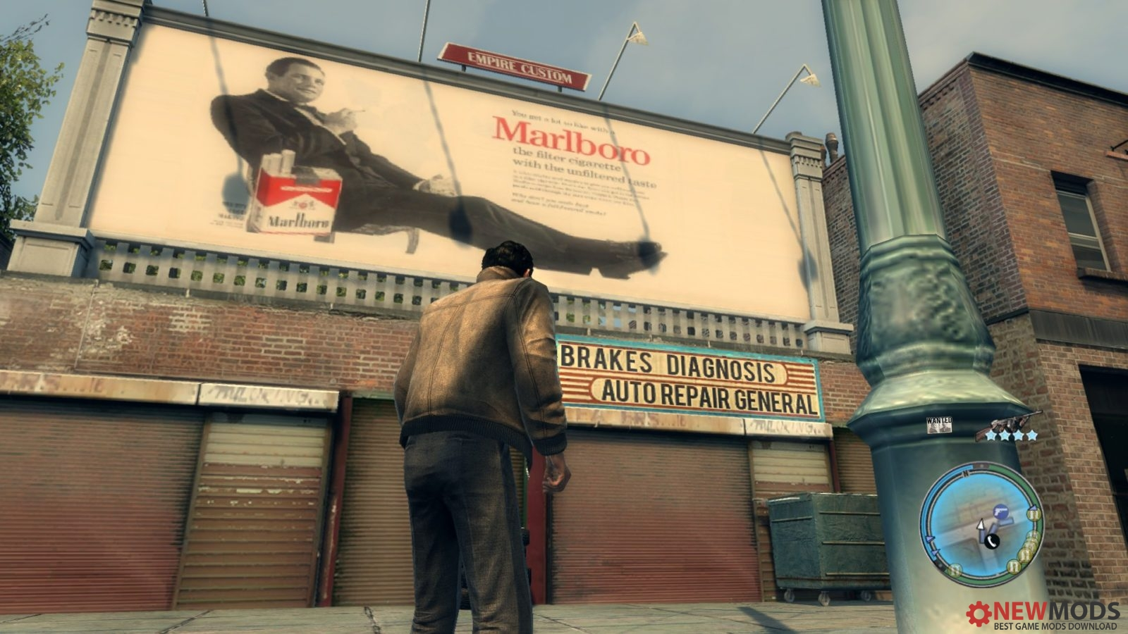 Photo of Mafia 2 – Real 40'S – 50'S Billboards