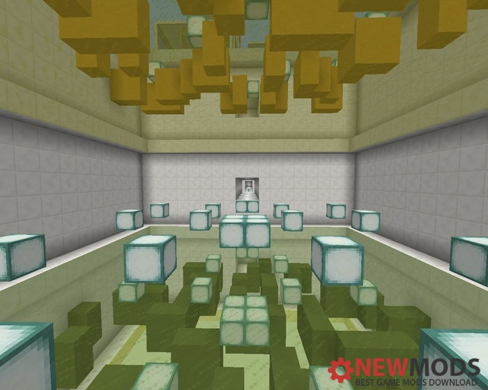 Photo of Minecraft – Reflections Puzzle Map