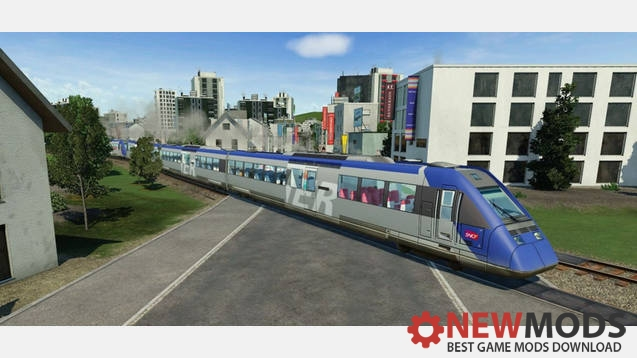 Photo of Transport Fever – SNCF X72500