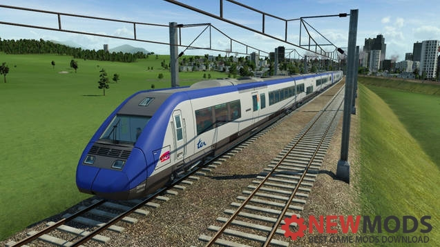 Photo of Transport Fever – SNCF Class Z 21500(Z-TER)