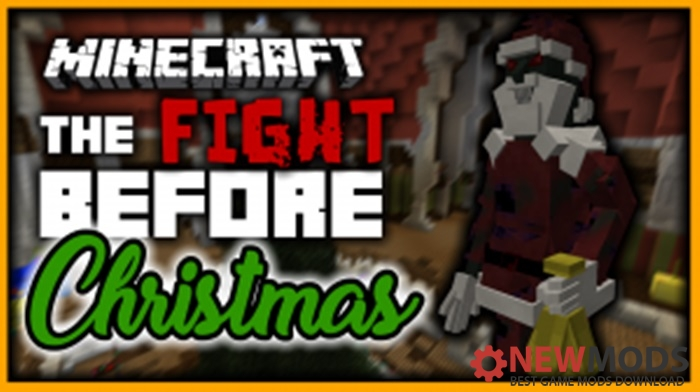 Photo of Minecraft – The Fight Before Christmas PVE Map