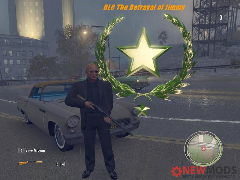 Photo of Mafia 2 – DLC The Betrayal of Jimmy Mod