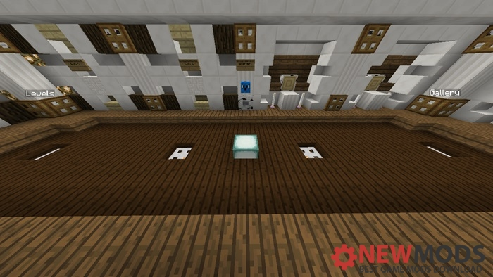 Photo of Minecraft – Upside Down Parkour Map
