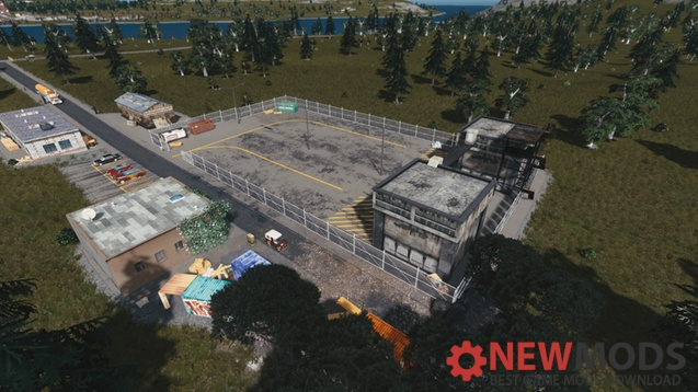 Photo of Cities Skylines – Abandoned warehouses