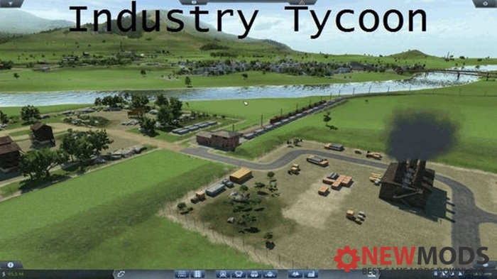 Industry-Tycoon-Map