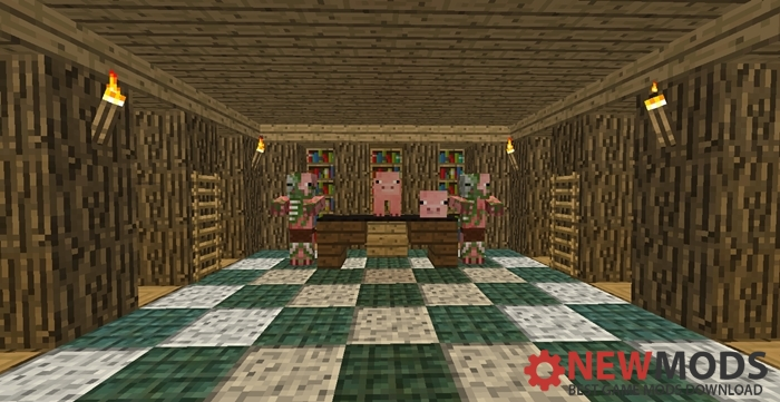 Photo of Minecraft – When Pigs Take Over 3 Adventure Map