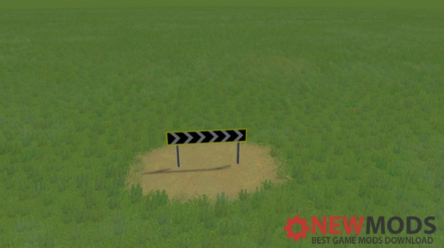 Photo of Cities Skylines – Roundabout Chevron LHD (Prop Version)