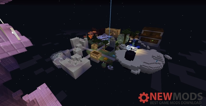 Photo of Minecraft – D.M.V Survival Map