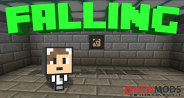 Photo of Minecraft – Falling Dropper Map