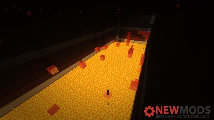 Photo of Minecraft – Lava Leapers – The Four Stages Parkour Map