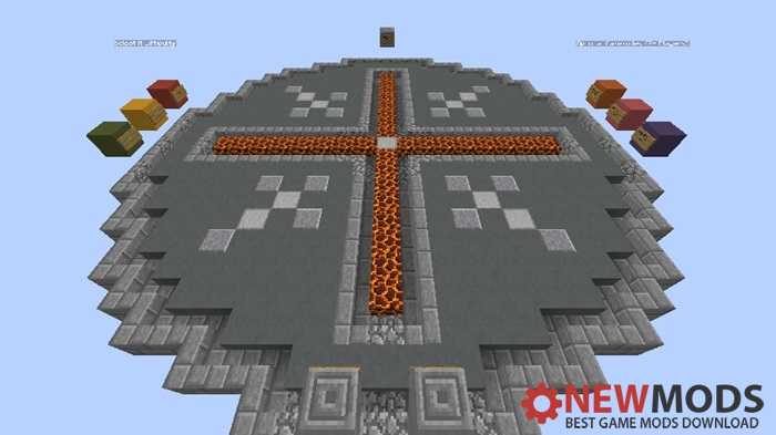 Photo of Minecraft – Magma Runner Game Map
