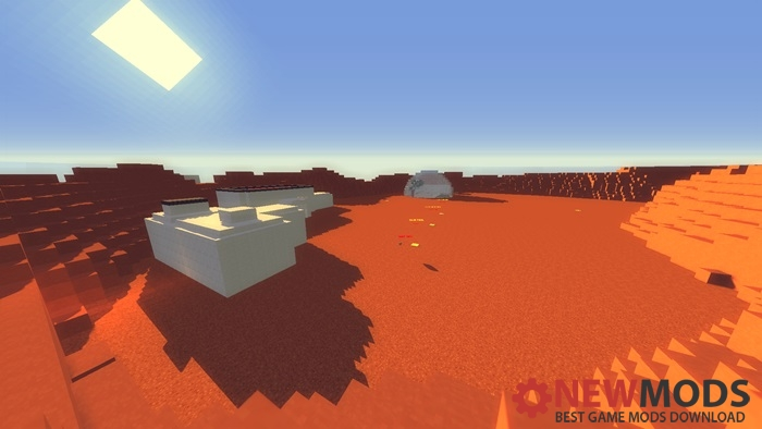 Photo of Minecraft – Mars Colonization Game Map