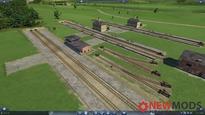 Photo of Transport Fever – Narrow Gauge Railway Stations Mod