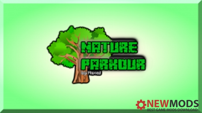 Photo of Minecraft – Nature Parkour Map
