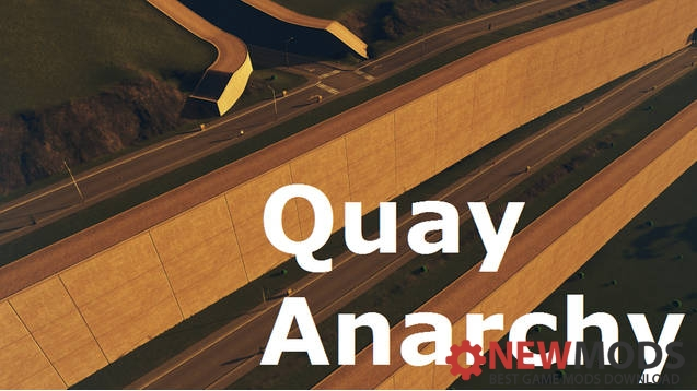 Photo of Cities Skylines – Quay Anarchy