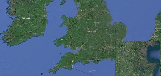 south-devon-uk-Industry-generated-map