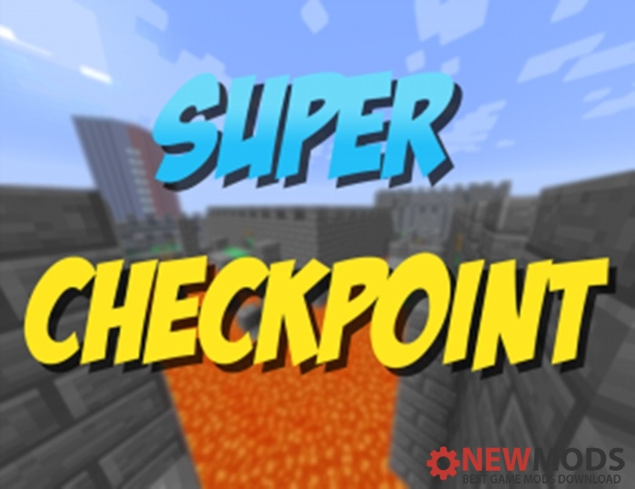 Photo of Minecraft – Super Checkpoint! Puzzle Map