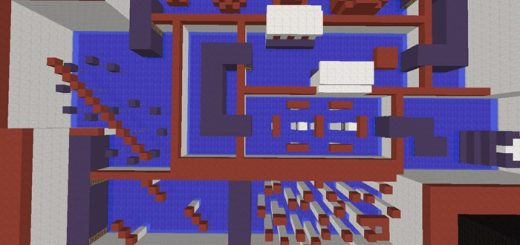 super-wipeout-parkour-map