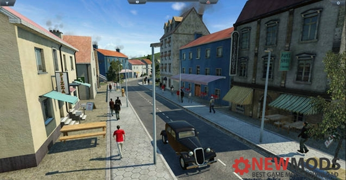 Photo of Transport Fever – Town Building Style Mod