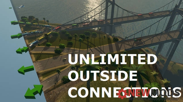 Photo of Cities Skylines – Unlimited Outside Connections (Beta)
