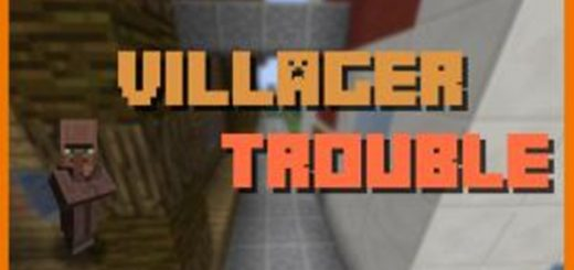 villager-trouble-adventure-map