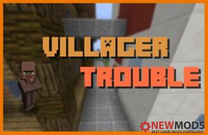 Photo of Minecraft – Villager Trouble Adventure Map