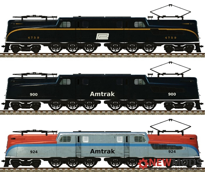 Photo of Transport Fever – Amtrak PRR GG1 Phase I