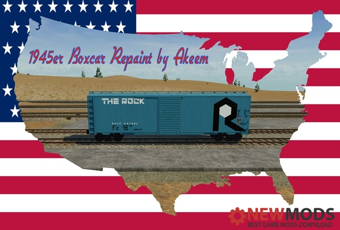 Photo of Transport Fever – Boxcar 1945 – Rock Island01