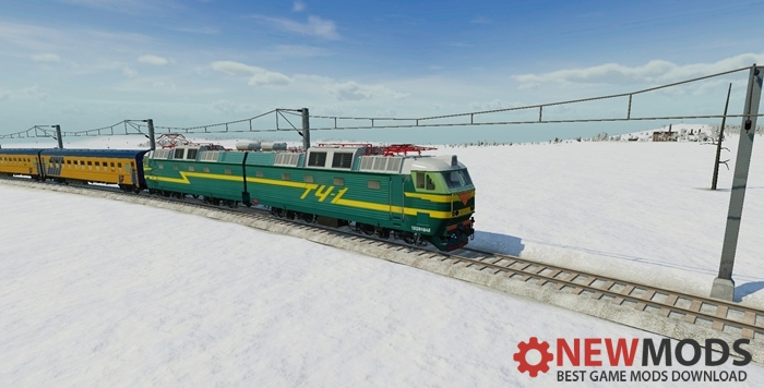 Photo of Transport Fever – CHS7 (Skoda 82E) ТЧ1