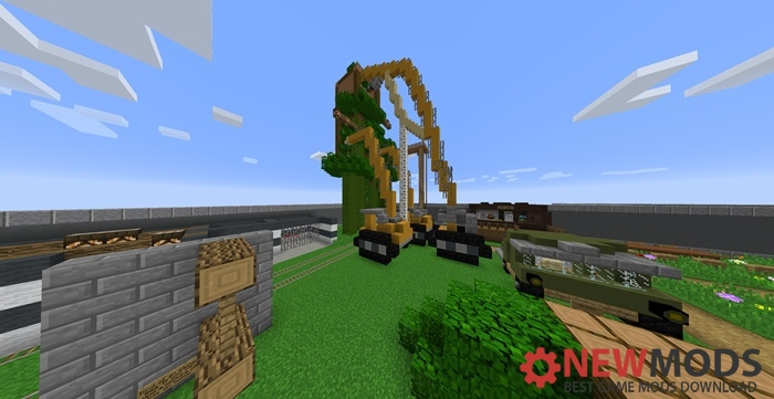Photo of Minecraft – D.A.N.K. -Tectives Case 1: The Missing Actror Adventure Map