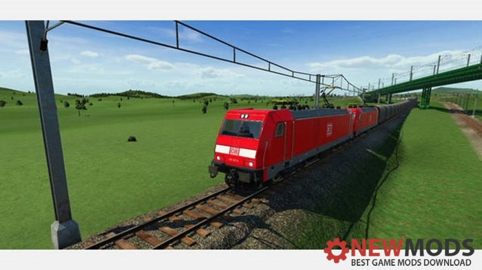Photo of Transport Fever – DB 145-207-6