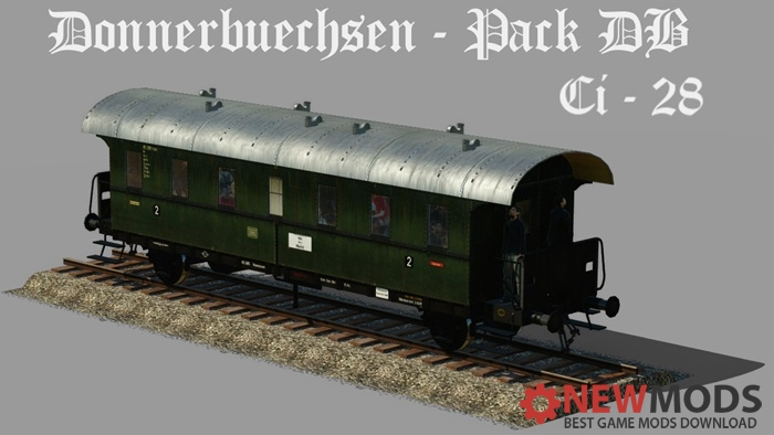 Photo of Transport Fever – Donnerbuchse Class 28 and 29 DB