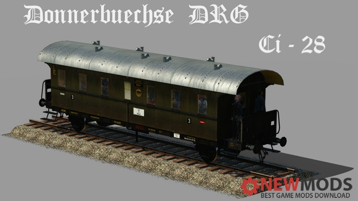 donnerbuchse-class-28-and-29-drg